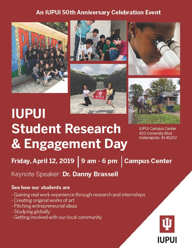 IUPUI student research and engagement