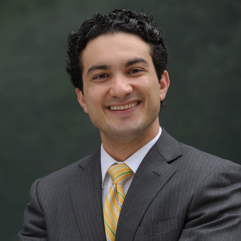 This is an image of Amrou Awaysheh (Assistant Professor of Operations Management and Director, Global Supply Chain Enterprise, (gSCIE) from Kelley School of Business, IUPUI).