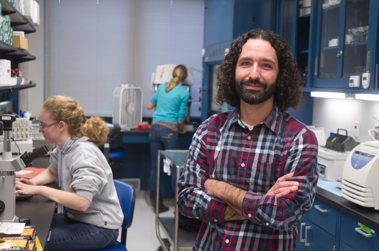 This is an image of Joseph Wallace, Associate Professor of Biomedical Engineering