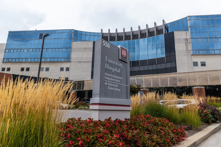 Clinical Research Center at IU Health University Hospital