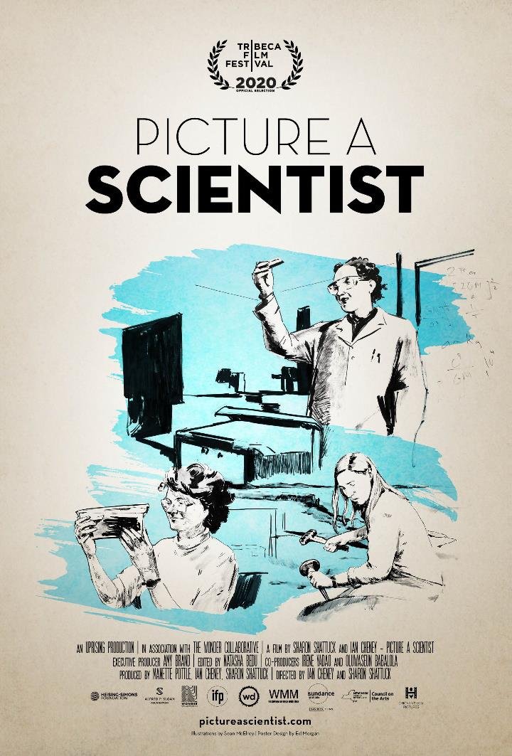Flyer of Picture of a Scientist
